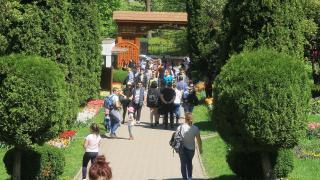 Legyen ingyenes jövőtől a belépés a botanikus kertbe?