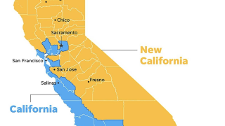 Mégsem lesz népszavazás Kalifornia felosztásáról