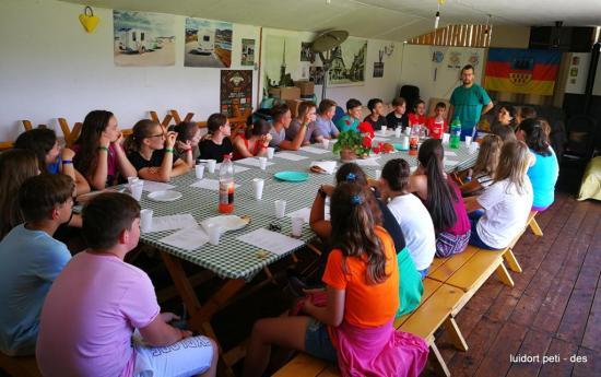 Hagyományőrző Ifjúsági Tábor Désen