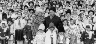 Románia az ötvenes-hatvanas években