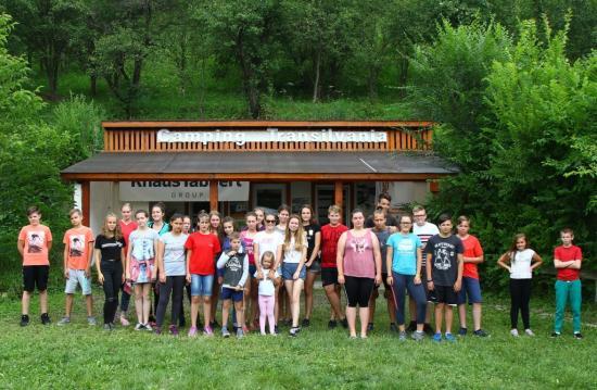 Hagyományőrző Ifjúsági Tábor zajlott Désen