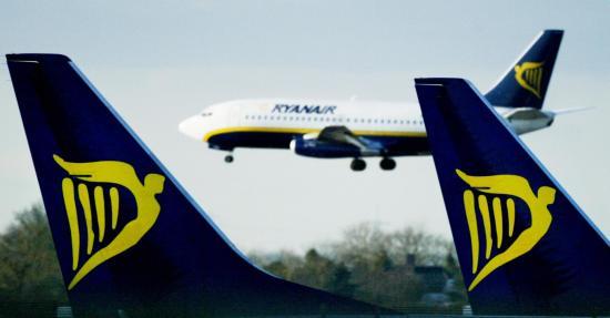 Sztrájk a Ryanair légitársaságnál szerdán és csütörtökön