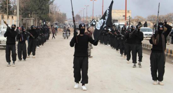 Szíria - Nagy rohamot indított az Iszlám Állam az ország déli részén