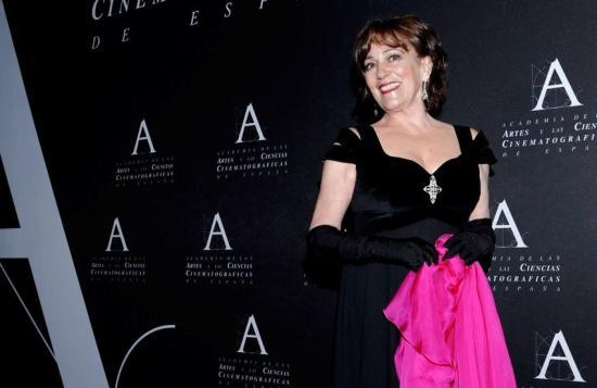 Carmen Maura kapja az Európai Filmakadémia életműdíját