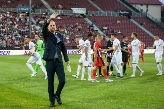 Új edző a Kolozsvári CFR-nél: Antonio Conceicao