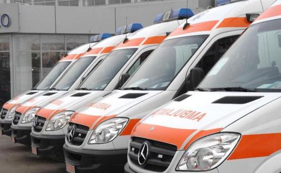 Új mentőautókat vásárolnak