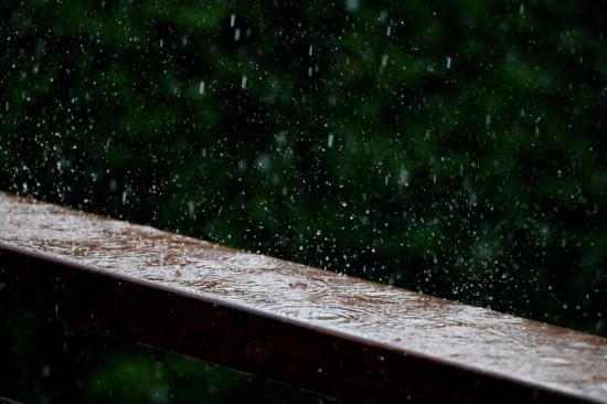 Eső – nyomok