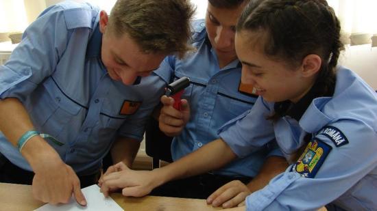 Lehetséges küldetésen az erdélyi magyar középiskolások