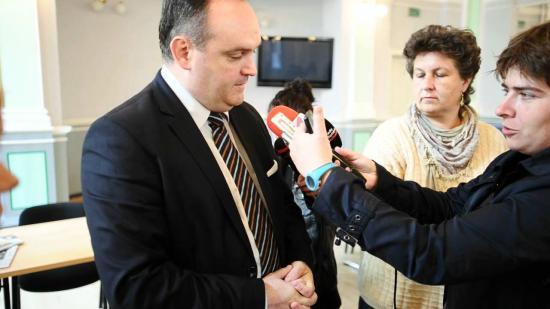 Nem kommentálja a németek képviselője Johannis kisebbségellenes lépéseit