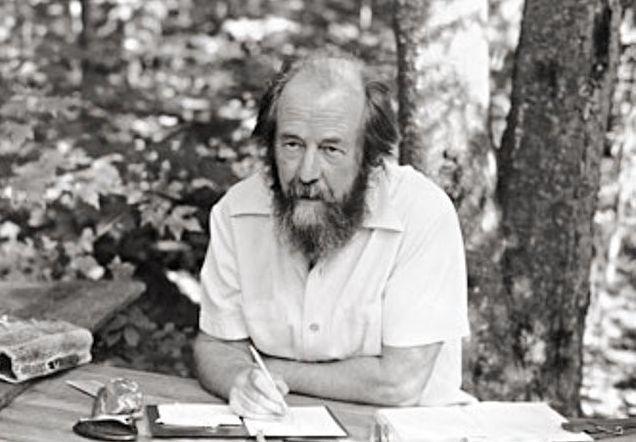 Tíz éve halt meg Alekszandr Szolzsenyicin Nobel-díjas orosz író
