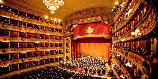 Teatro alla Scala – 240 éve avatták fel a világ egyik legjelentősebb operaházát