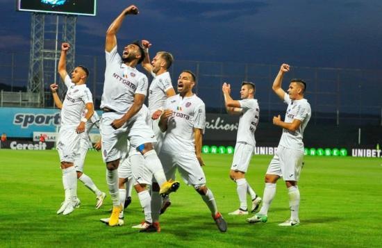 Megvan a Kolozsvári CFR idei első bajnoki győzelme