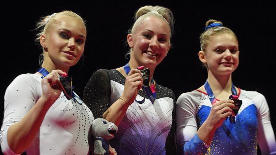 Torna Eb: Dévai Boglárka aranyérmes ugrásban