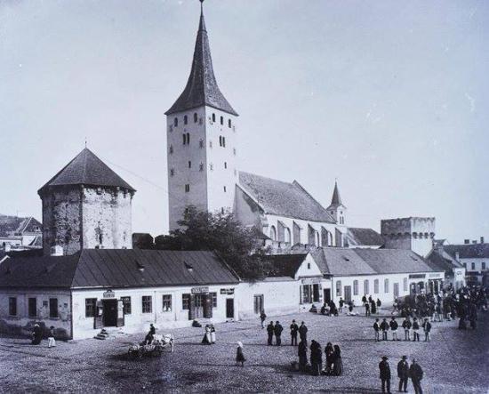 Múltidéző: A Múzeumok és Könyvtárak Országos Szövetségének közgyűlése Nagyenyeden 1909-ben