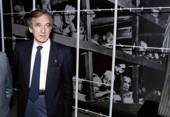Azonosították az Elie Wiesel-emlékház falára antiszemita üzeneteket író személyt