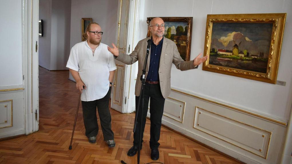Megnyílt a Hollósy Simon és a nagybányai művésztelep című kiállítás
