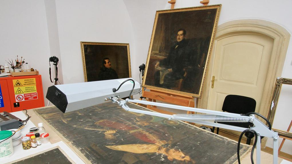 Saját restauráló műhelyt működtet a Kolozsvári Művészeti Múzeum