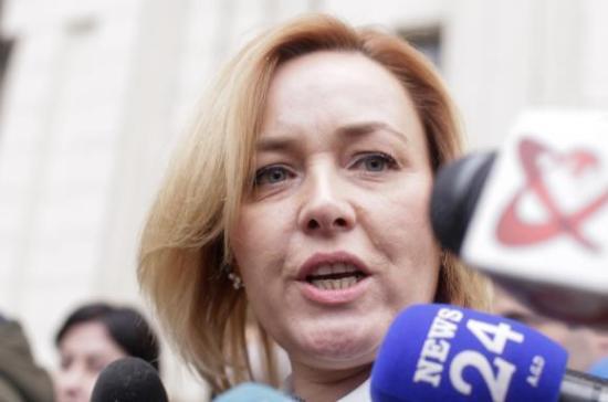 Carmen Dan: Nem lehet felelősségre vonni a csendőrséget, amiért alkalmazta a törvényt