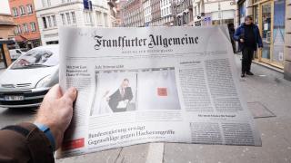 A németek több mint fele továbbra is naponta olvas újságot