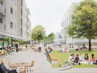 A jövő utcáját tervezik a Mărăşti téri betondzsungelbe