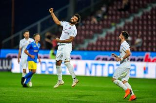 Európa Liga: ötgólos győzelem Kolozsvárott, siker Bukarestben is (FRISSÍTVE)