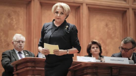 Dăncilă lemondását követeli az ellenzék