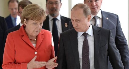 Merkel-Putyin találkozó Berlinben – Németország és Oroszország egyaránt felelősséggel tartozik a válságok megoldásában