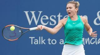 Tenisz: döntőt játszik Simona Halep Kiki Bertensszel Cincinnatiben
