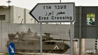 Izrael lezárta a Gázai övezet ...