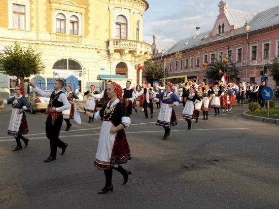 VI. Magyar Kulturális Napok zajlottak Désen