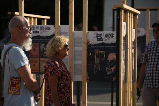 Participatív kiállítást nyitott az RMDSZ