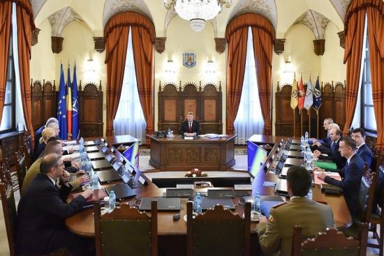 Összehívná a Legfelsőbb Védelmi Tanácsot a kormány