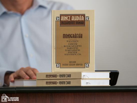 Kuncz Aladár újrafelfedezése – kötetsorozat írói munkásságáról