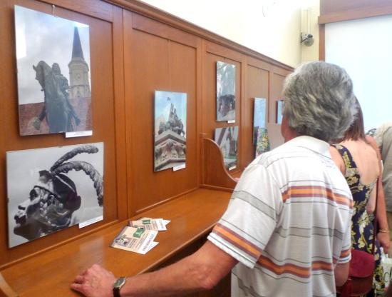 Szoborfotósok munkáit értékelték
