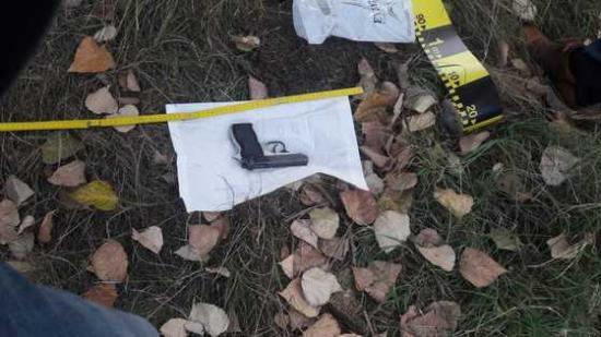 Nem profi tolvaj lopta el a csendőrnő fegyverét