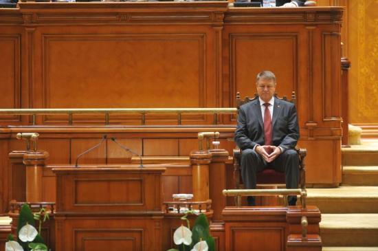 Nem sietné el az ALDE Johannis felfüggesztését