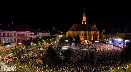 9. Kolozsvári Magyar Napok: 250 ezernél több résztvevőt számláltak