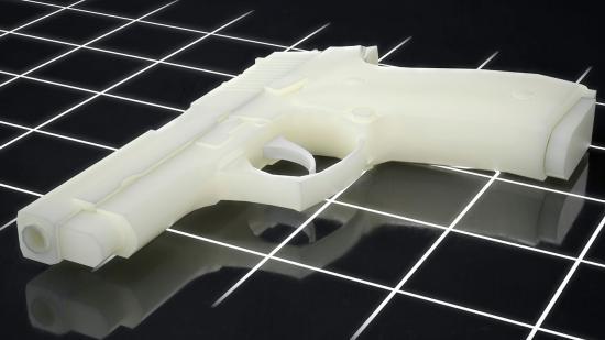 Megkezdték a 3D-ben kinyomtatható fegyverek tervfájljainak értékesítését