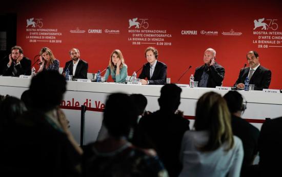 Velencei filmfesztivál – Producer: kirobbanó sikert aratott a Napszállta