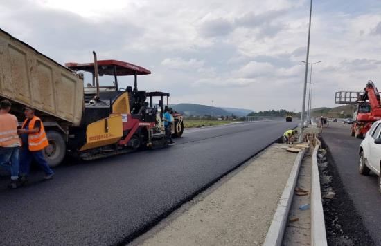 Szeptember végére ígérik a gyalui autópálya-hidat