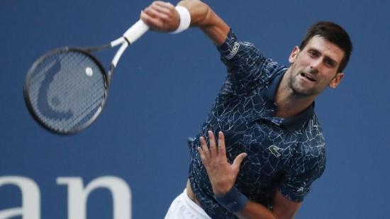 US Open: Djokovics is elődöntős