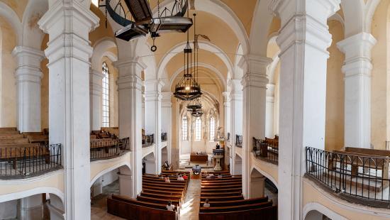 Megújul az Erdélyi Református Egyház bölcsője