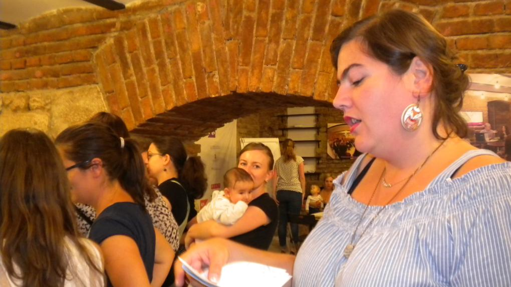 Vitus-Bulbuk Emese a dilemmázó szülőknek kívánt segíteni