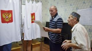 Oroszországban megkezdődtek a regionális és helyi választások
