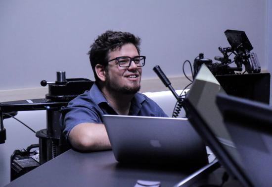 Forog az Oscar-díjas Deák Kristóf új tévéfilmje