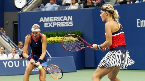 US Open: Babosék három meccslabdáról kaptak ki a női páros döntőben