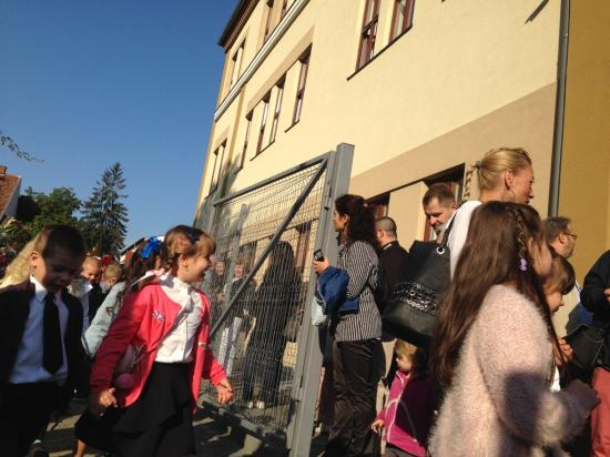 Apáczai: egyetlen épületben örömmel a célért