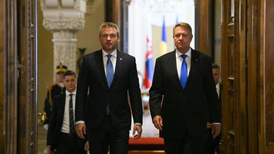 Pellegrini Bukarestben: a schengeni határokat délebbre kell tolni