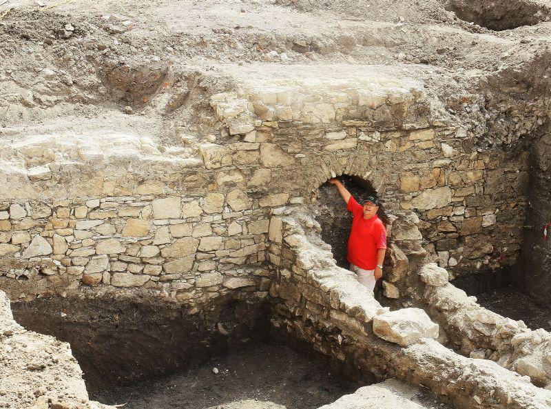 A Nemes–Bethlen-palota kertjében végzett mentőásatás eredményei
