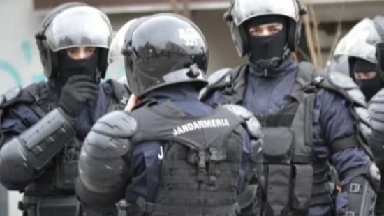 Alkotmányos rend elleni bűncselekmény miatt a DIICOT-hoz fordult a csendőrség a tüntetés kapcsán